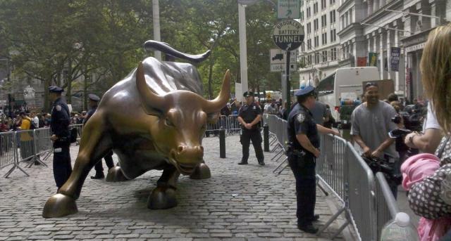 El becerro de oro del siglo XXI está en Wall Street